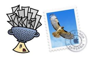 supprimer les spams sur mac apple mail outlook airmail tutoriel