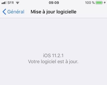 iOS 11.2.1 mise a jour iphone
