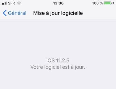 iOS 11.2.5 iPhone iPad iPod