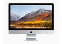 macOS High Sierra 10.13.2 mise à jour supplémentaire