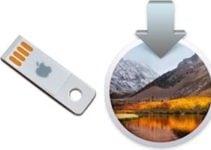 Télécharger le fichier d'installation complet de macOS High Sierra (10.13) pour créer une clé USB bootable