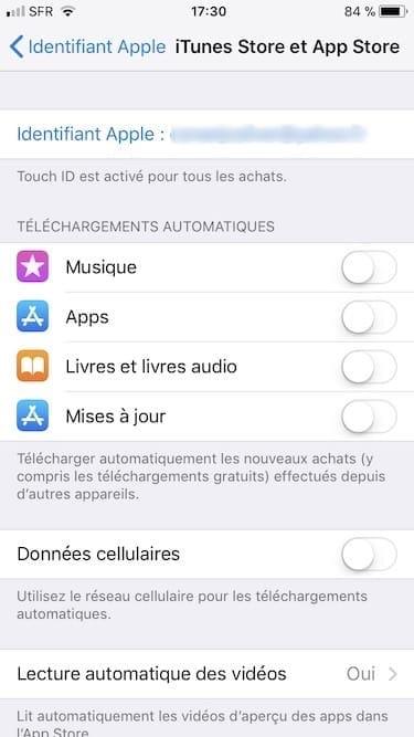 Changer le pays de son App Store avec Apple ID