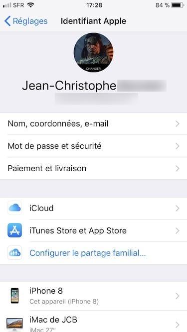 Changer le pays de son App Store sur iPhone