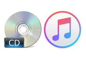 Importer un CD audio avec iTunes Mac