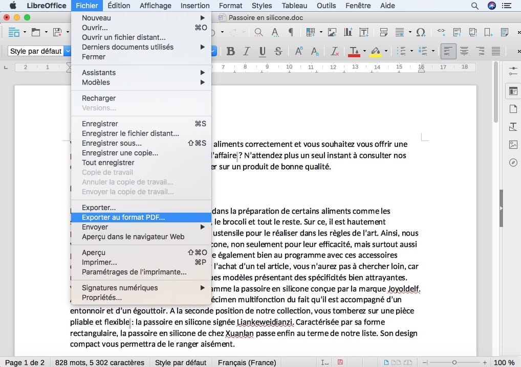 comment convertir pdf en document word mac      friknorreuma ga