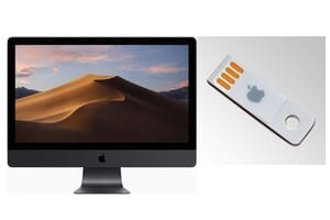Creer une cle USB bootable de macOS Mojave 10.14 tutoriel