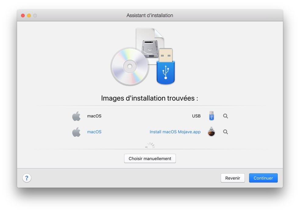 Installer macOS Mojave 10.14 avec parallels desktop