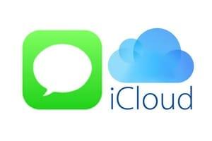 activer messages sur iCloud tutoriel