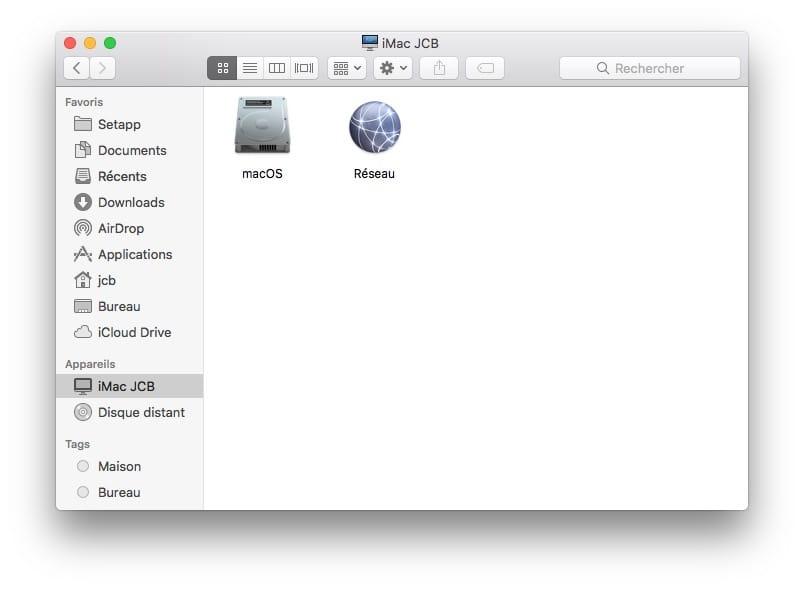 changer le nom de son Mac dans le Finder