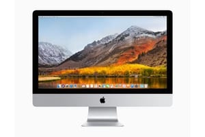 macOS High Sierra 10.13.5 iMac MacBook combo
