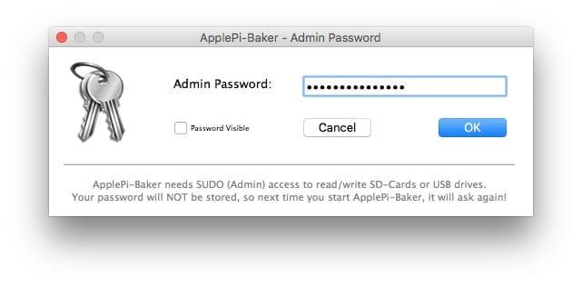 cloner une carte SD sur Mac The ApplePi-Baker