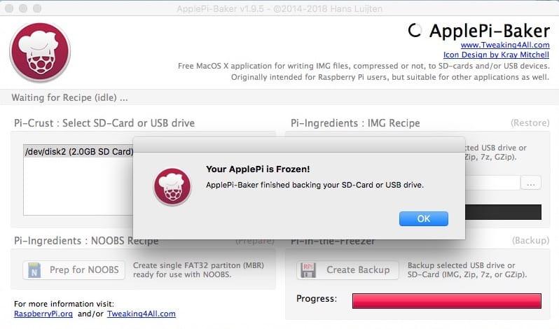 cloner une carte SD sur Mac tutoriel complet