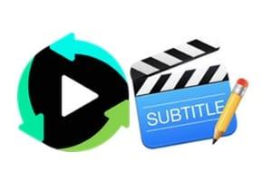 Ajouter des sous-titres dans une video sur Mac tutoriel fusionner incruster sous-titres