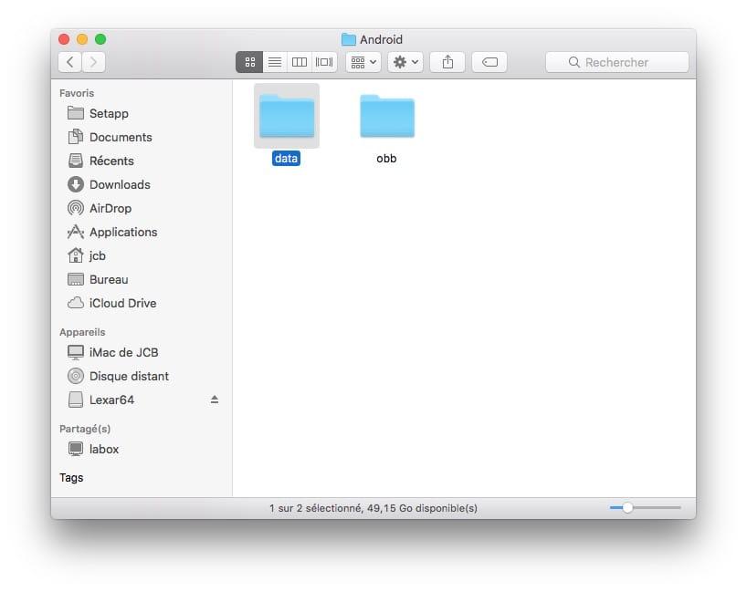 NTFS macOS Mojave Finder