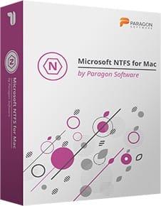 NTFS macOS Mojave paragon ntfs