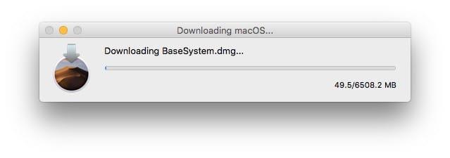 Telecharger le fichier dinstallation complet de macOS Mojave avec Macos mojave patcher telechargement 6Go