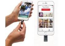 Brancher une clé USB sur un iPhone / iPad / iPod