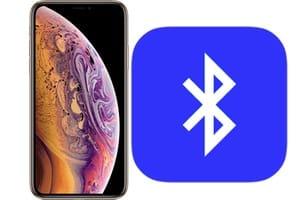 Connecter un appareil Bluetooth sur iPhone ipad ipod tutoriel