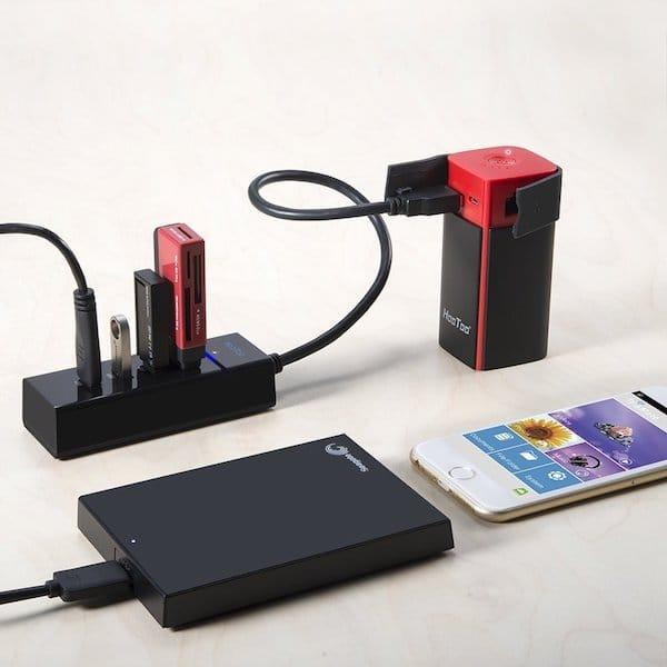 HooToo NAS Portable routeur