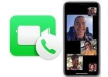 Appel de groupe FaceTime iPhone, iPad, Mac : mode d'emploi