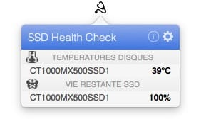 SSD Health check Mac