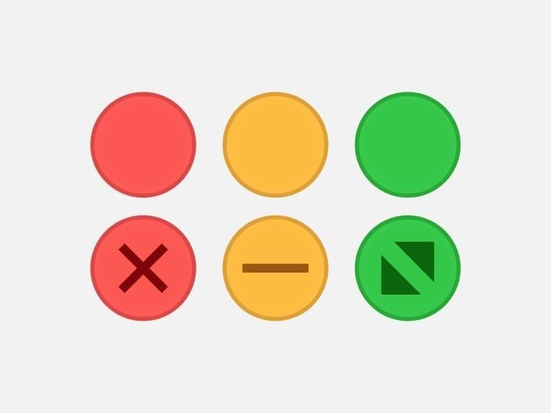 Utiliser son Mac en plein ecran appuyer bouton vert agrandir