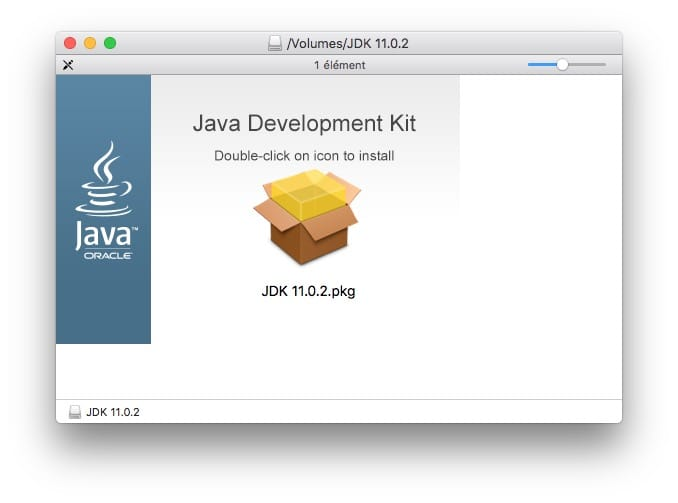 installer Java SE Development Kit 11 pour mac et LibreOffice Mac