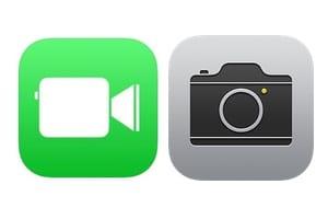 Prendre une Live Photo dans FaceTime sur iPhone ou Mac
