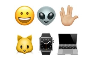 Ajouter un Emoji avec Mail sur Mac OS Mojave High Sierra tutoriel