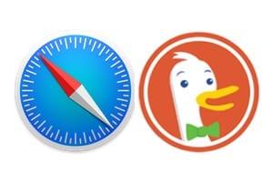 Changer le moteur de recherche de Safari sur iPhone DuckDuckGo