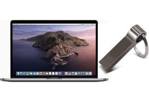 Créer une clé USB bootable de macOS Catalina (10.15) tutoriel