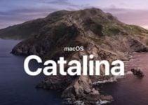 macOS Catalina (10.15) : liste des Mac compatibles