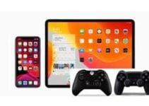 Connecter une manette PS4 ou Xbox sur iPhone, iPad, AppleTV, Mac