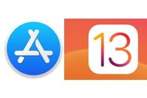 Mise à jour des apps sous iOS 13 tutoriel