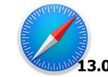 Télécharger Safari 13 : macOS Mojave (10.14) / macOS High Sierra (10.13)