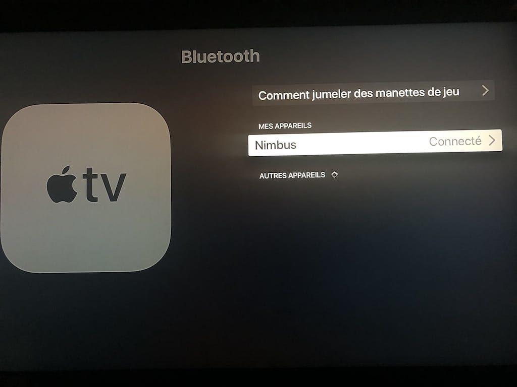 manettes de jeu sans fil pour apple tv iphone ipad macos