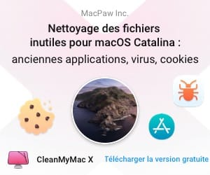 Nettoyer macOS Catalina pour optimiser les performances