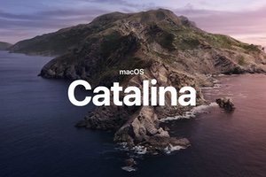 macOS Catalina 10.15.1 mise a jour