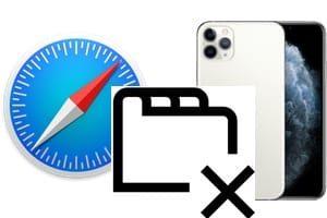 Fermer automatiquement les onglets de Safari sur iPhone