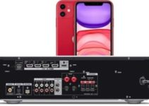 Connecter son iPhone à un ampli (mode filaire ou AirPlay 2)