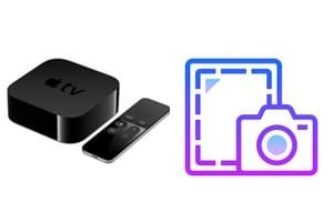 Faire une capture d'écran sur Apple TV 4K image ou video tutoriel