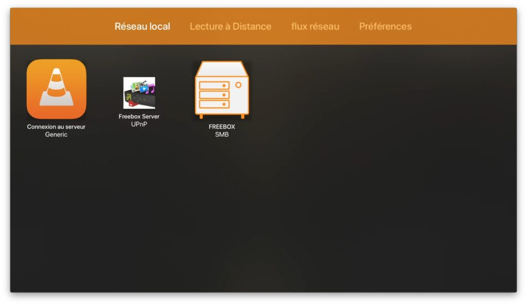 regarder les chaines de la Freebox sur Apple TV