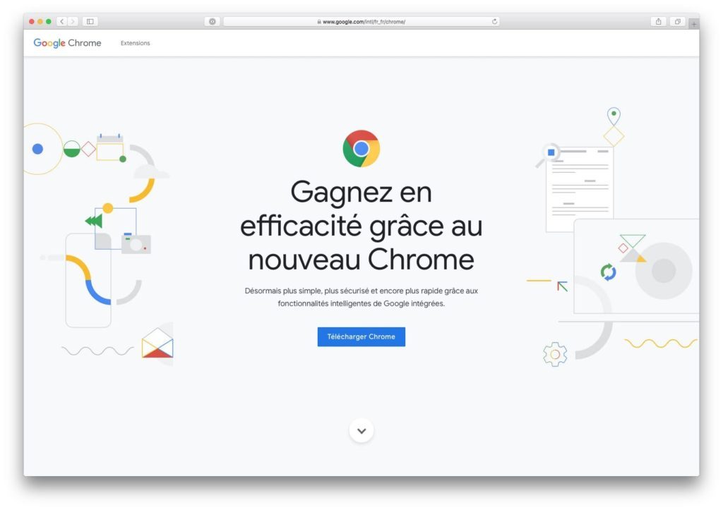 telecharger chrome mac derniere version