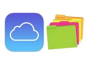 Restaurer des fichiers effaces avec iCloud pour iPhone iPad Mac AppleTV