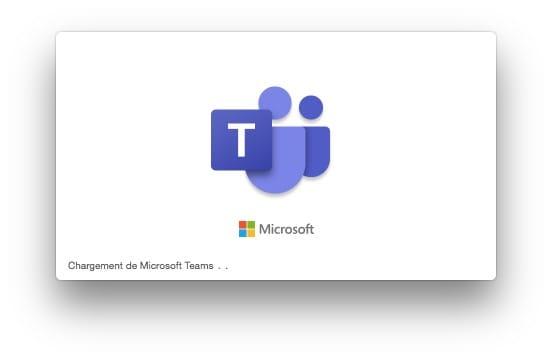 Microsoft Teams Mac connexion