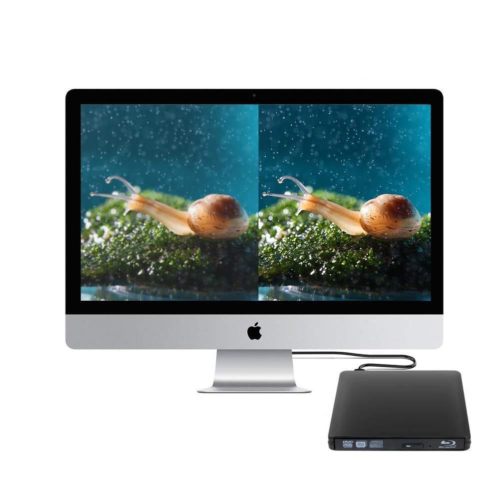 lecteur blu ray USB 3.0 pour Mac