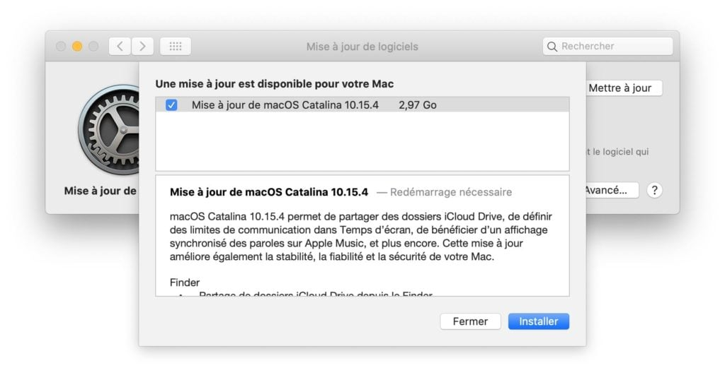 macOS Catalina 10.15.4 maj complete