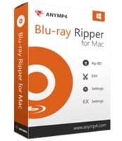 ripper blu-ray mac AnyMP4 Blu-ray Ripper for Mac