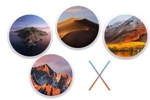 Créer une clé USB d'installation Mac pour Catalina Mojave High Sierra Sierra El Capitan