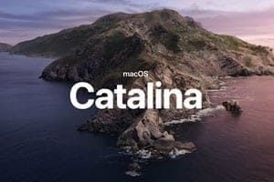 Mise a jour supplementaire macOS Catalina10.15.4